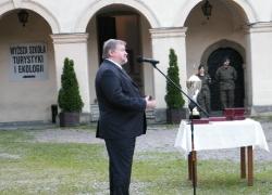 07.06.2014 r. – Sucha Beskidzka, imię 1 Brygady Górskiej KOP-2