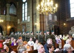 07.06.2014 r. – Sucha Beskidzka, imię 1 Brygady Górskiej KOP-6