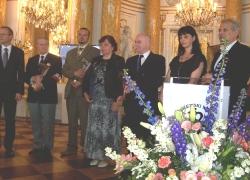 10.06.2014 r. – Warszawa, nagrody na zamku Królewskim-4