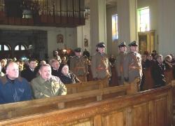 13.01.2014 r. – Brwinów, pogrzeb Józefa Bocheńskiego-3