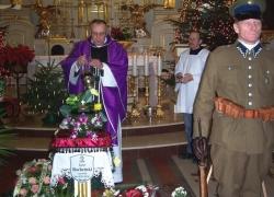 13.01.2014 r. – Brwinów, pogrzeb Józefa Bocheńskiego-7