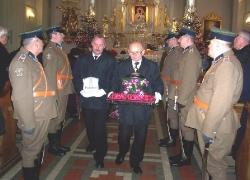 13.01.2014 r. – Brwinów, pogrzeb Józefa Bocheńskiego-8