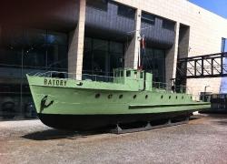 23.05.2014 r. - Gdynia, Muzeum Marynarki Wojennej-2