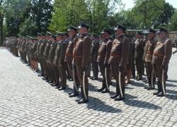 23.05.2014 r. - Racibórz, Patron Śląsko-Małopolskiego OSG-12