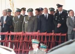 23.05.2014 r. - Racibórz, Patron Śląsko-Małopolskiego OSG-13