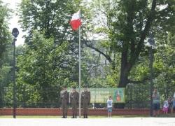 23.05.2014 r. - Racibórz, Patron Śląsko-Małopolskiego OSG-14