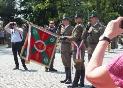 23.05.2014 r. - Racibórz, Patron Śląsko-Małopolskiego OSG-19