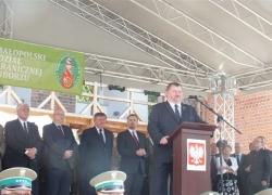 23.05.2014 r. - Racibórz, Patron Śląsko-Małopolskiego OSG-22