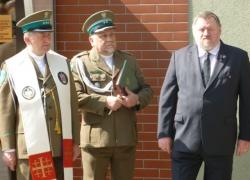 23.05.2014 r. - Racibórz, Patron Śląsko-Małopolskiego OSG-27