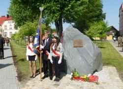 23.05.2014 r. - Racibórz, Patron Śląsko-Małopolskiego OSG-29