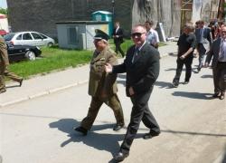 23.05.2014 r. - Racibórz, Patron Śląsko-Małopolskiego OSG-35
