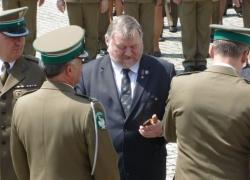 23.05.2014 r. - Racibórz, Patron Śląsko-Małopolskiego OSG-37