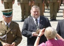 23.05.2014 r. - Racibórz, Patron Śląsko-Małopolskiego OSG-38