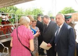 23.05.2014 r. - Racibórz, Patron Śląsko-Małopolskiego OSG-39