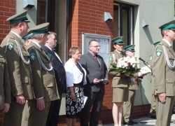 23.05.2014 r. - Racibórz, Patron Śląsko-Małopolskiego OSG-3
