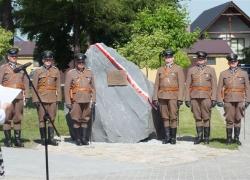 23.05.2014 r. - Racibórz, Patron Śląsko-Małopolskiego OSG-4