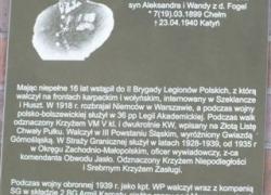 23.05.2014 r. - Racibórz, Patron Śląsko-Małopolskiego OSG-5