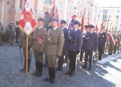 5.08.2014 r. – Warszawa, 10. rocznica utworzenia Nadwiślańskiego Oddziału SG-10