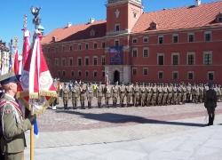5.08.2014 r. – Warszawa, 10. rocznica utworzenia Nadwiślańskiego Oddziału SG-14