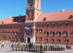 5.08.2014 r. – Warszawa, 10. rocznica utworzenia Nadwiślańskiego Oddziału SG-25