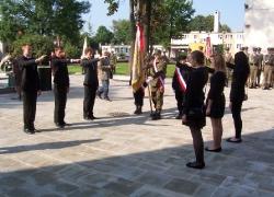 7-8.09.2014 r. – Szydłowiec, Barak – Obchody 75. rocznicy bitwy pod Barakiem-16