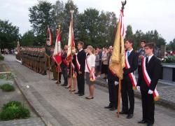 7-8.09.2014 r. – Szydłowiec, Barak – Obchody 75. rocznicy bitwy pod Barakiem-1