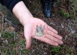 Tynne 5-9.10.2015 Odnaleziona mogiła żołnierzy KOP-13