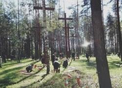 06-09.2000 r. - otwarcie i poświęcenie Polskich Cmentarzy Wojennych-16