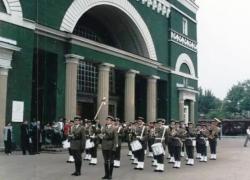 06-09.2000 r. - otwarcie i poświęcenie Polskich Cmentarzy Wojennych-1
