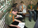 02.11.2008 r. - Spotkanie z harcerzami w Jaśle-8