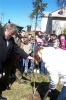 14.04.2011 r. - Zawady, Dąb Pamięci-19