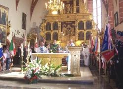 08.09.2013 r. - Szydłowiec, Barak, 74. rocznica bitwy pod Barakiem-13