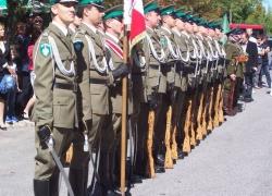 08.09.2013 r. - Szydłowiec, Barak, 74. rocznica bitwy pod Barakiem-17