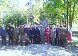 08.09.2013 r. - Szydłowiec, Barak, 74. rocznica bitwy pod Barakiem-20