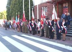 08.09.2013 r. - Szydłowiec, Barak, 74. rocznica bitwy pod Barakiem-4