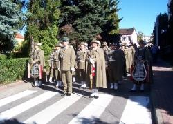 08.09.2013 r. - Szydłowiec, Barak, 74. rocznica bitwy pod Barakiem-5