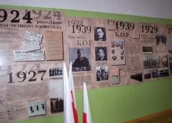 08.11.2013 r. - Szydłowiec, Święto Niepodległości-3