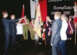 08.11.2013 r. - Szydłowiec, Święto Niepodległości-7
