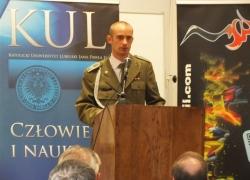 08.11.2013 r. - Lublin, Konferencja w KUL-12