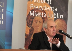 08.11.2013 r. - Lublin, Konferencja w KUL-18