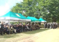 27.09.2013 r. - Włodawa, Wytyczno, 74. rocznica bitwy pod Wytycznem-17