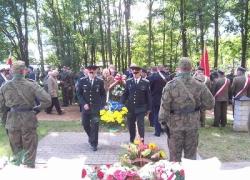 27.09.2013 r. - Włodawa, Wytyczno, 74. rocznica bitwy pod Wytycznem-21