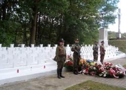 27.09.2013 r. - Włodawa, Wytyczno, 74. rocznica bitwy pod Wytycznem-25