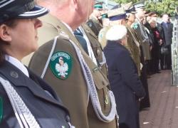 27.09.2013 r. - Włodawa, Wytyczno, 74. rocznica bitwy pod Wytycznem-4