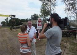 28.07.2013 r. - Odolanów, Historyczna Rekonstrukcja Graniczna-7