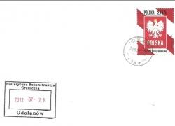 28.07.2013 r. - Odolanów, Historyczna Rekonstrukcja Graniczna-9